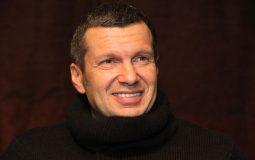 Владимир Соловьёв: биография, личная жизнь, жена, дети фото