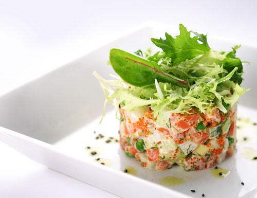 Салат с горбушей рецепт с фото очень вкусный
