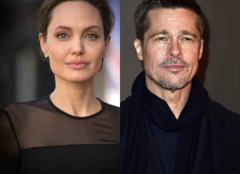 Анджелина Джоли и Брэд Питт не могут поделить особняк во Франции