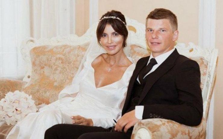 Аршавин стал отцом в четвёртый раз