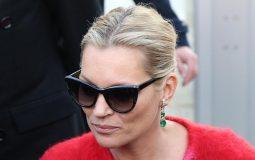 Кейт Мосс разочаровала фанатов постаревшим видом