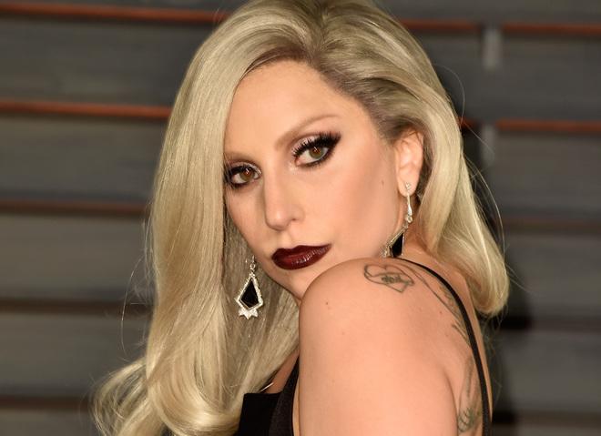 Леди Гага встречается со своим агентом