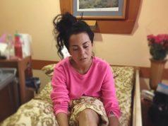 Настя Каменских опубликовала фото после операции