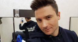 Сергей Лазарев сделал тату в честь сына