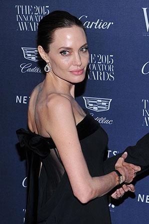 У Анджелины Джоли тайный роман с Джаредом Лето