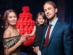 Виктория Боня временно оставила дочку с отцом