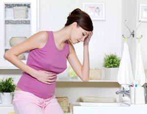 Выделения коричневого цвета при беременности на ранних сроках