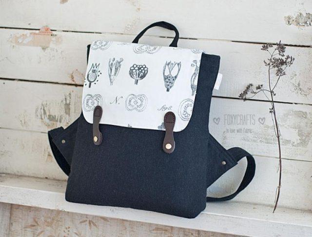 Как сшить рюкзак <u>рюкзак</u> своими руками выкройки пошаговая инструкция
