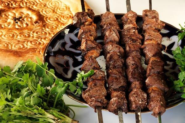 Шашлык из баранины маринад самый вкусный