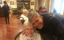 Джордж Клуни порадовал свою фанатку
