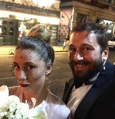 Евгений Чичваркин женился во второй раз