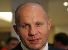 Фёдор Емельяненко стал отцом