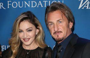 Мадонна и Шон Пенн снова вместе