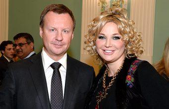 Муж Марии Максаковой застрелен в Киеве