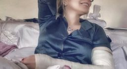 Орнелла Мути попала в больницу