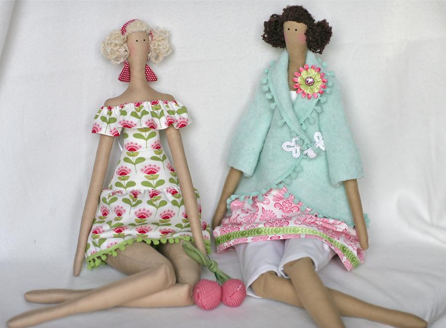 Кукла тильда сшить своим руками