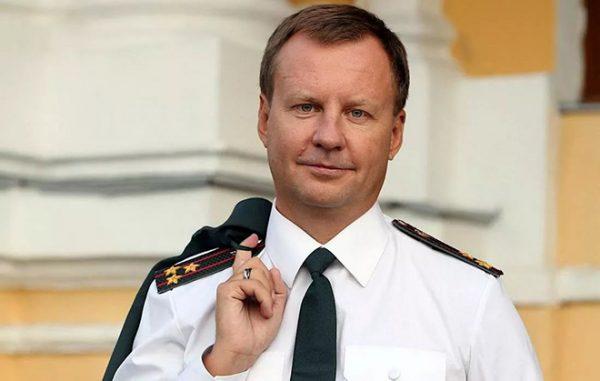 Денис Вороненков в военной форме