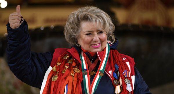 Татьяна Тарасова: биография, личная жизнь