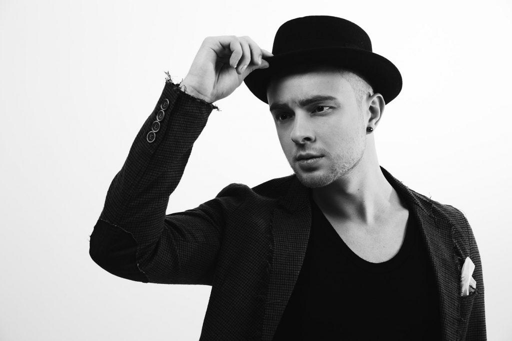 Бывший возлюбленный Нюши - певец Егор Крид