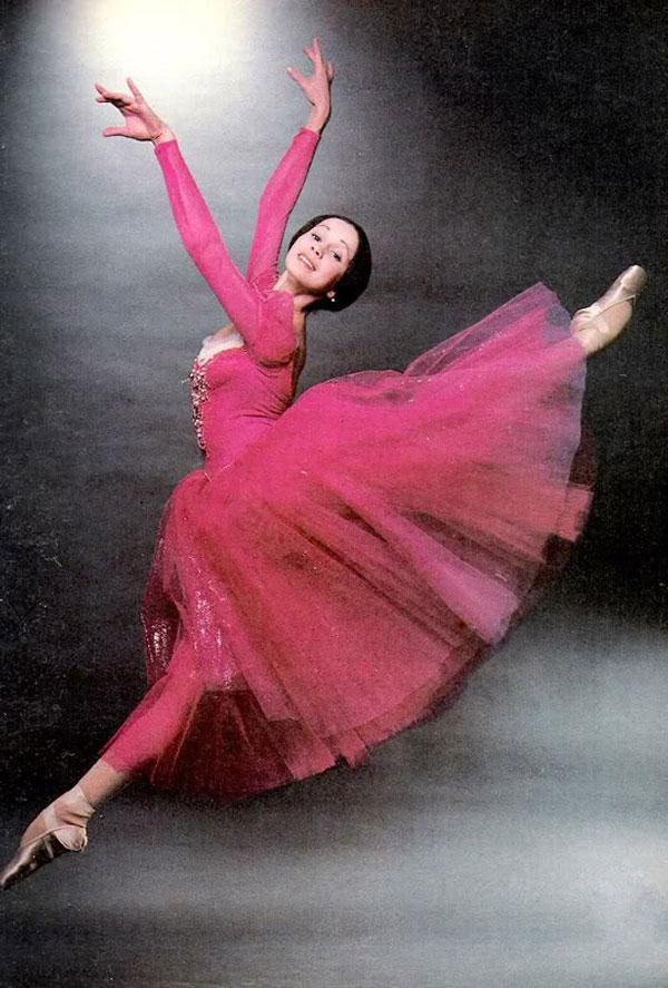Балерина Надежда Павлова - балерина: личная жизнь, дети