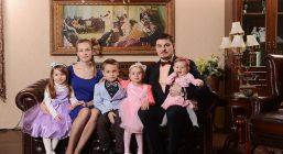 Пополнение в семье Евгения Колесова