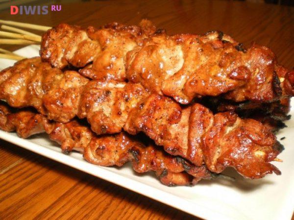 7 лучших рецептов шашлыков из свинины