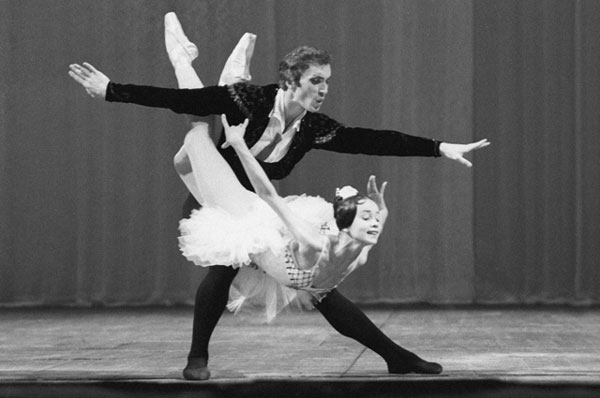 Надежда Павлова - балерина: личная жизнь, дети