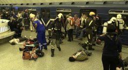 Теракт в питерском метро: новые подозреваемые