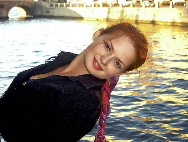 Елена Ландер: фото
