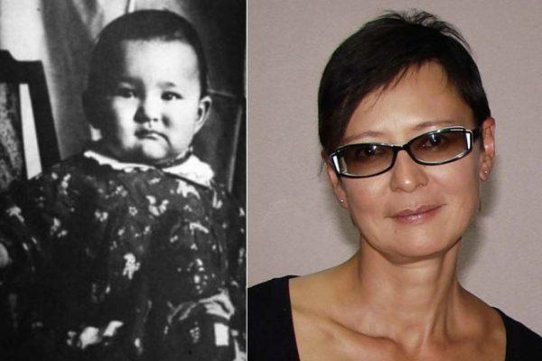 Ирина Хакамада: в детстве и сейчас