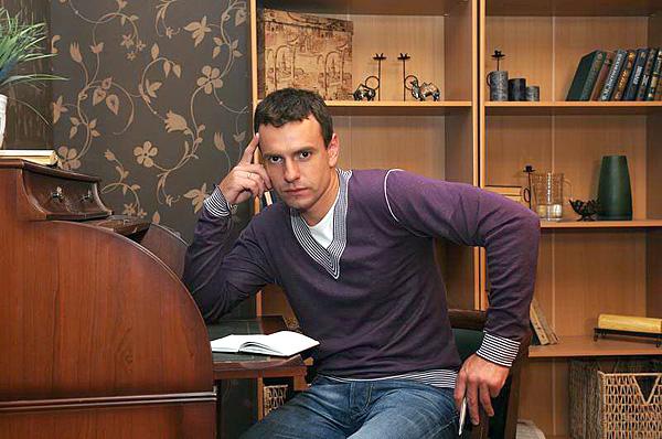Михаил Химичев: личная жизнь, фото с женой