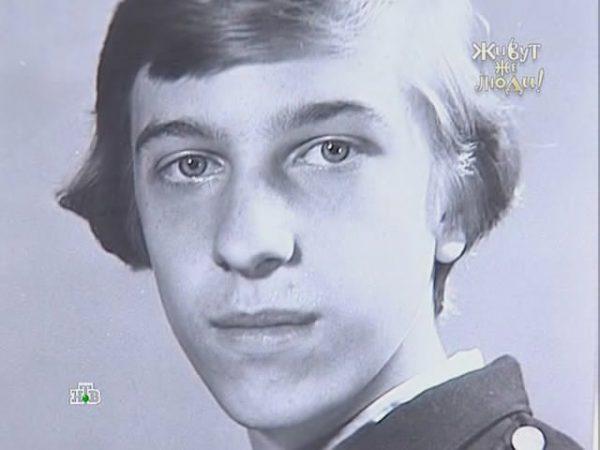 Сергей Соседов: фото в молодости