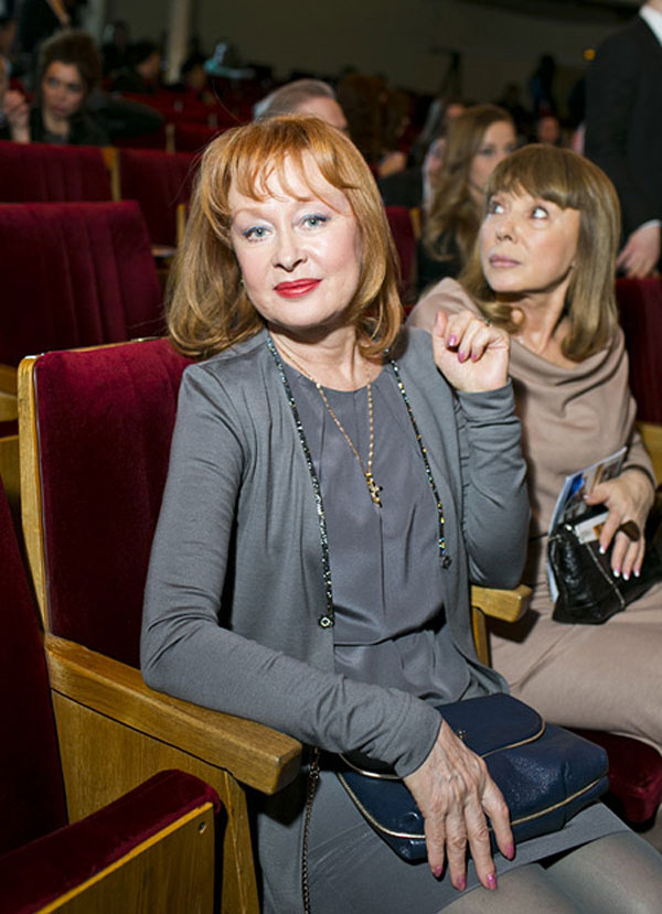 Лариса Удовиченко: биография, личная жизнь, где сейчас