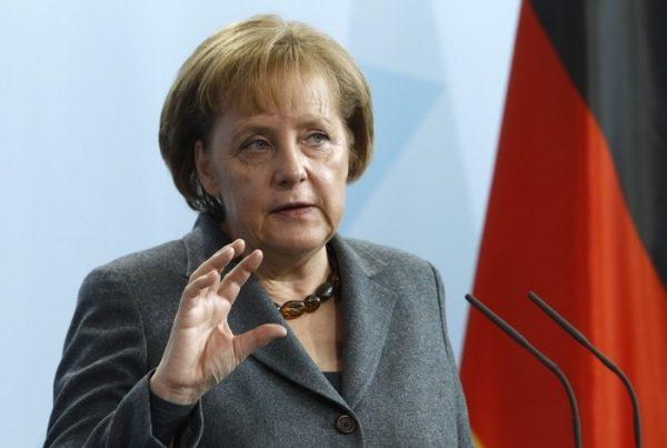 Ангела Меркель: канцлер-женщина