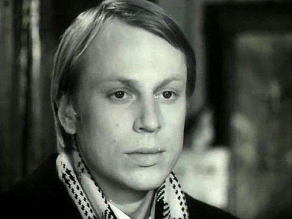 Юный Юрий Богатырев