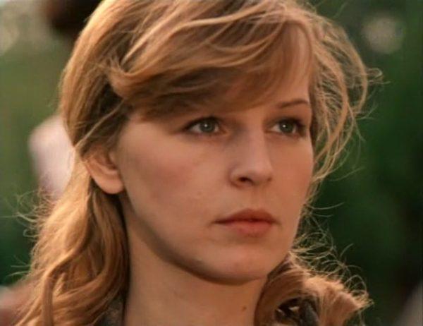 Татьяна Ташкова в молодости