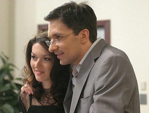 Григорий Антипенко и Юлия Такшина: совместное фото