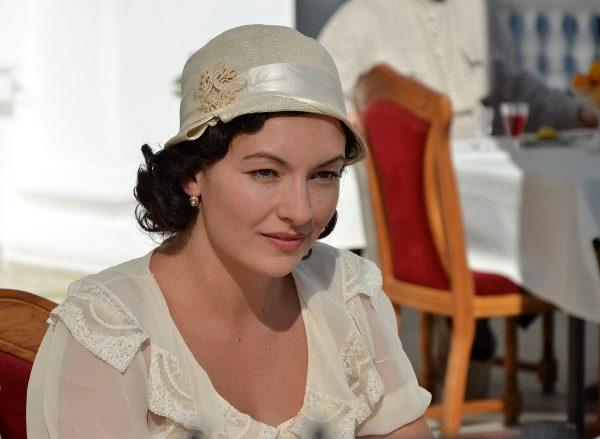 Ольга Павловец снялась в сериале «Стилет-2»