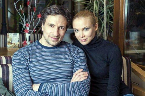 Григорий Антипенко и Татьяна Арнтгольц