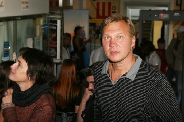 Анатолий Журавлев и вторая супруг Наталья Дубонос