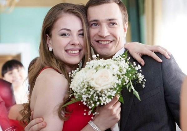 Евгений Шириков с женой