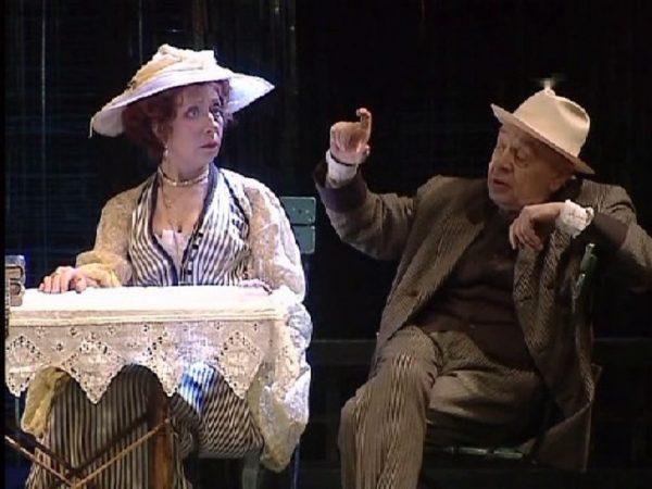 Иван Агапов в театральной постановке «Чайка»