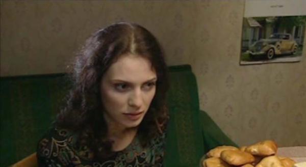 Радевич сыграла небольшую роль в сериале «Фаворский»