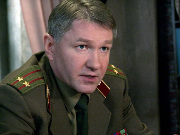 Игорь Бочкин - известный актер