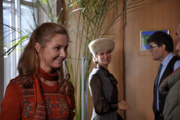 В 2014 году Радевич получает главную роль в сериале «Дом с лилиями»