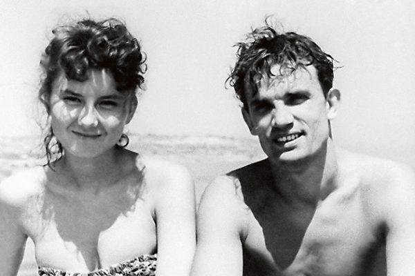 Татьяна Лаврова и Евгений (первый муж актрисы)