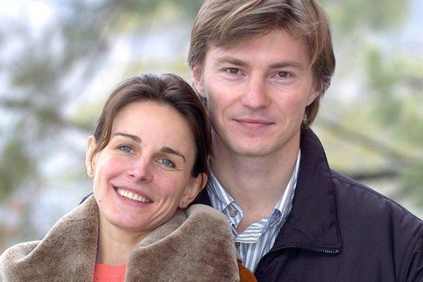 Е. Гордеева и Илью Кулика (второй муж)