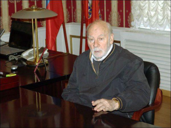 Евгений Ташков - муж Татьяны Ташковой