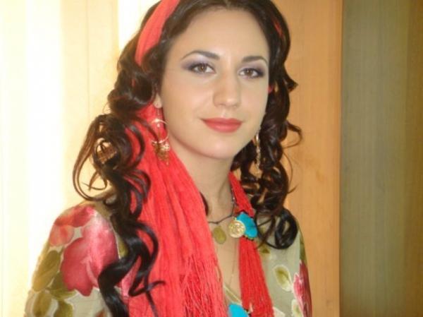 Надежда Бахтина - российская актриса
