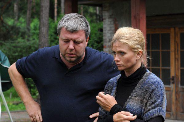 Александр Робак: личная жизнь, жена, дети, фото